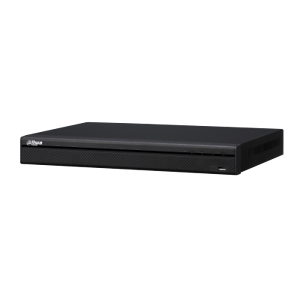 4 Channel 1U 4PoE 4K&H.265 Lite Network Video Recorder